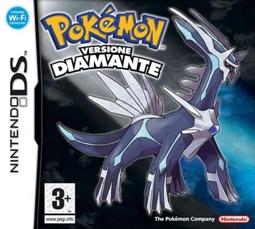 [NDS] Pokemon Versione Diamante - ITA