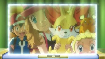 Riassunto dellepisodio XY006 di Pokémon XY! ~ Pokémon
