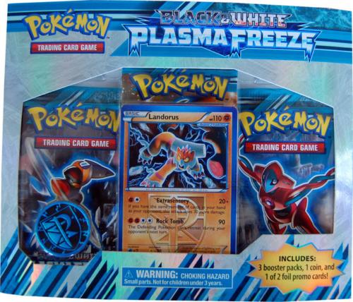Rivelati tutti i blister packs per l 39 espansione del gcc pok mon black and white plasma freeze - Carte pokemon team plasma ...