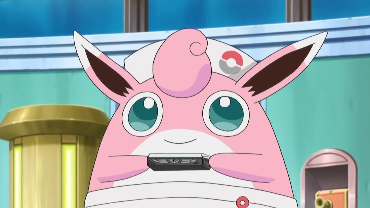 Pokemon Wigglytuff Images | Pokemon Images