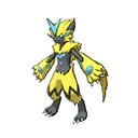 Pokémon misterioso Zeraora