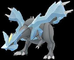 Kyurem Pokémon GO