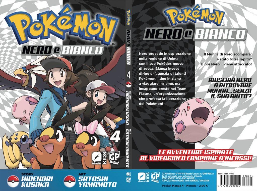 Manga Pokémon Volume 4