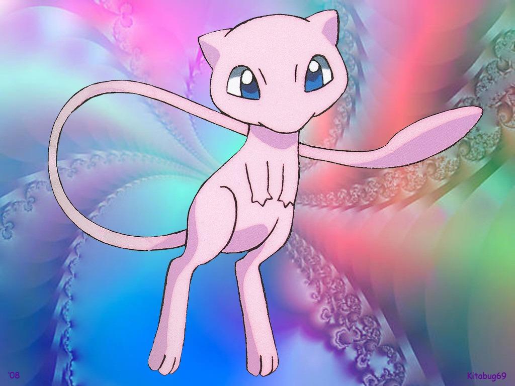 anime pokemon mew - photo #36