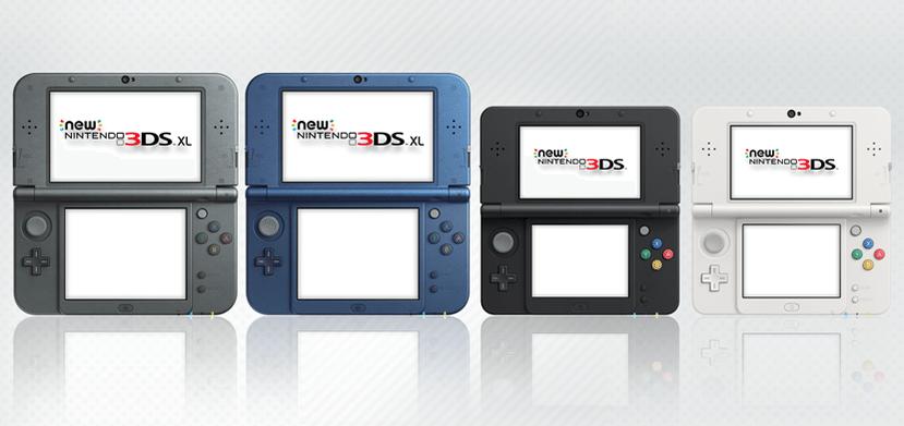 New 3DS lancio Europa