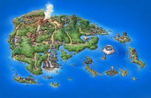 Mappa Hoenn