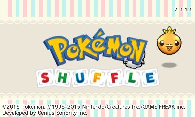 Shuffle V. 1.1.1