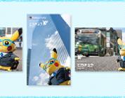 Pikachu diventa un impiegato nei Pokémon Center!