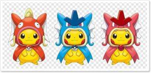 Pikachu_Poncho