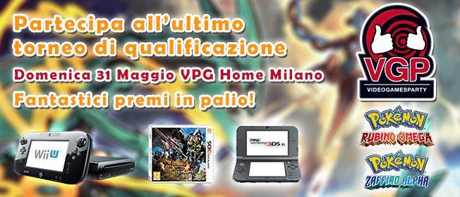 Torneo Pokémon a Milano