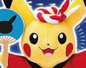 Arriva Pikachu Festival nei Pokémon Center!