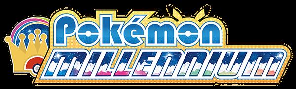 Pokémon Millennium Logo x600
