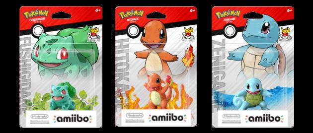 concept amiibo Pokémon