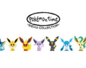 Eevee e le sue evoluzioni conquistano la scena dei Pokémon Center!