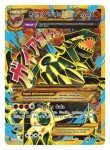 Carta Archeo Groudon-EX