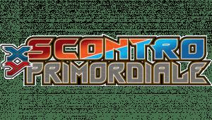 XY Scontro Primordiale logo