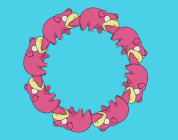 Il tormentone degli Slowpoke invade i Pokémon Center!