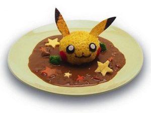 Pikachu al Curry
