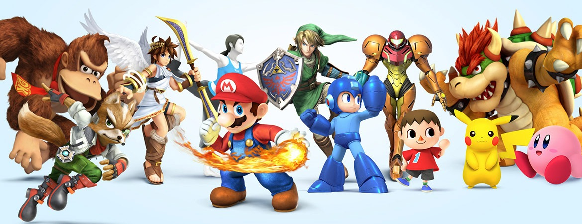 Super Smash Bros. per Nintendo 3DS e Wii U