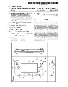 Brevetti Nintendo - pad con puntatore laser