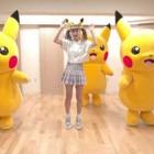 Impazza la mania della Pikachu Dance in tutto il Giappone!