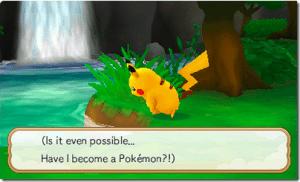 Pikachu Super Mystery Dungeon