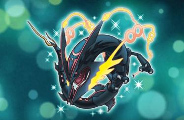 Rayquaza cromatico distribuito a Tokyo per celebrare l'apertura del Pokémon Center Skytree Town!