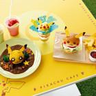 Un nuovo prodotto nei menù dei Pikachu Cafè!