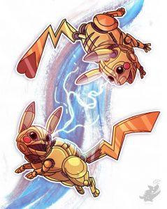 Pikachu_mecha