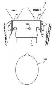 brevetto feedback tattile