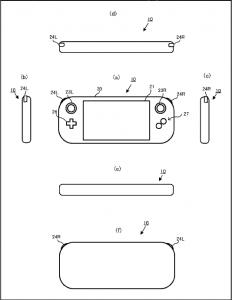 brevetto tasti e rotellina cliccabili