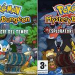 Pokémon Mystery Dungeon: Esploratori del Tempo e Esploratori dell'Oscurità