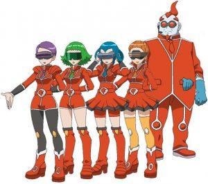 Rientra in scena il Team Flare nei nuovi episodi!