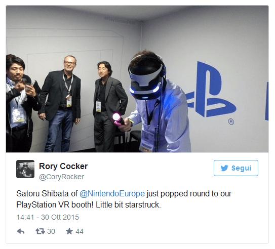 Tweet Cocker di Satoru Shibata