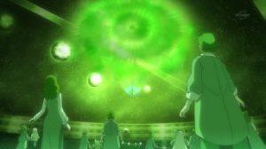 Episodio XY091 - #1 L'occhio verde