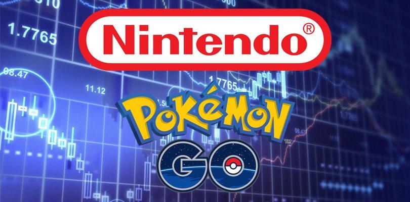 Nintendo decolla in Borsa grazie a Pokémon GO!