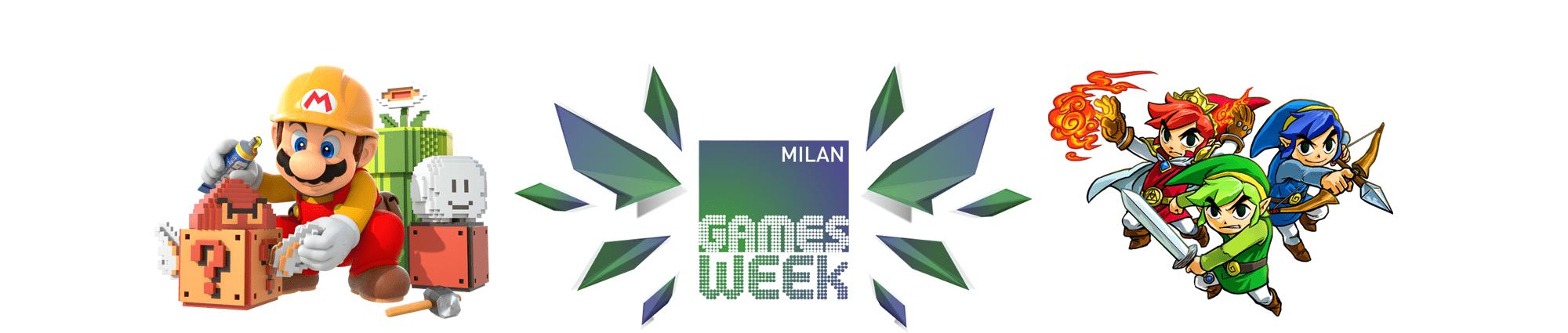 Games Week 2015 Nintendo