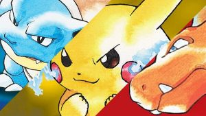 Pokémon Rosso, Blu e Giallo