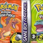 Pokémon Rosso Fuoco e Verde Foglia