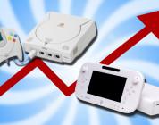 Nintendo Wii U supera il Sega Dreamcast nelle vendite!