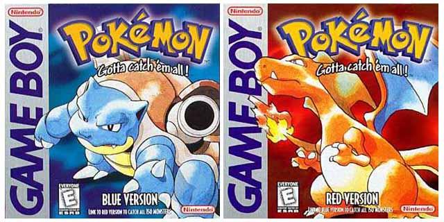 Pokémon Rosso, Blu e Verde