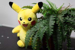 Build-A-Bear pikachu 3