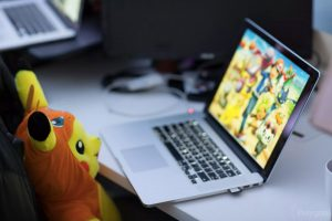 Build-A-Bear pikachu 4