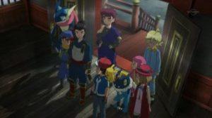 Pokémon XY&Z006 ~ Dentro l'altare
