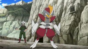 Pokémon XY&Z006 ~ Il ninja mascherato con il suo Bisharp