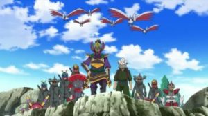Pokémon XY&Z006 ~ L'armata Ninja