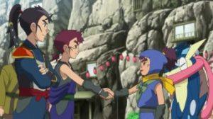 Pokémon XY&Z006 ~ Sanpei ed i suoi fratelli