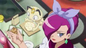Pokémon XY&Z008 ~ Jessie prepara il suo Pokébignè