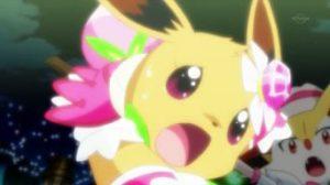 Pokémon XY&Z008 ~ La caduta di Eevee