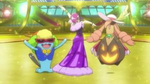 Pokémon XY&Z008 ~ L'esibizione del Team Rcoket